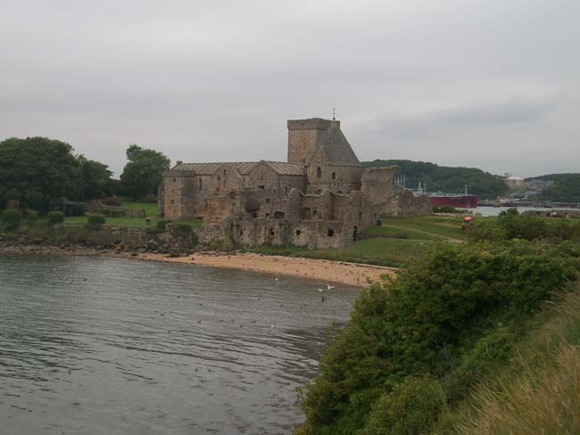 Inchcolm Abbey 2