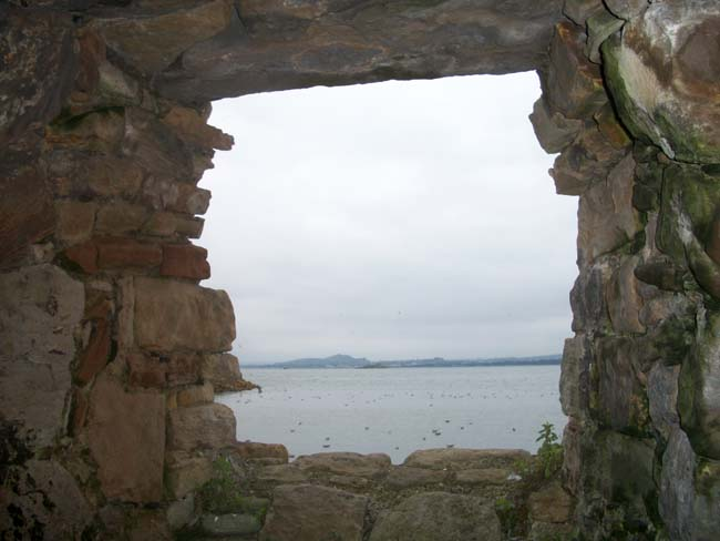 Inchcolm Abbey 5