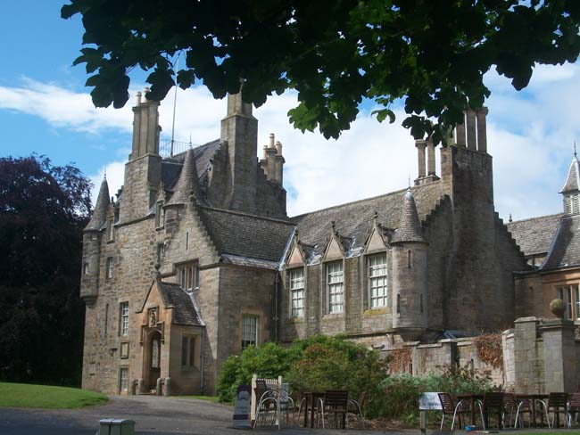 Lauriston Castle 4